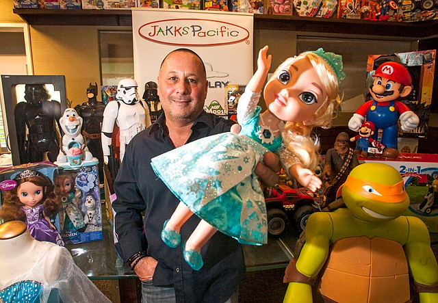 Toy Takeover: Jakks Pacific's Chief Executive Stephen Berman said in October there's no timeline for Meisheng takeover.