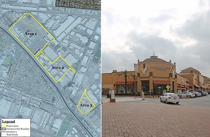 10-Acre Expansion Planned for Citadel Outlets | Los Angeles ...