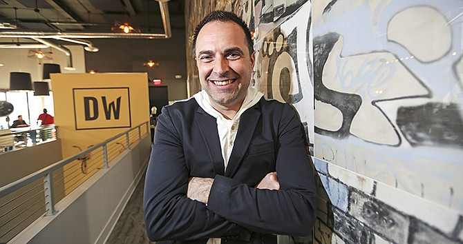 Bobby Brannigan moved his company, Mercato, from New York to Downtown San Diego. The company currently occupies three offices at Downtown Works.