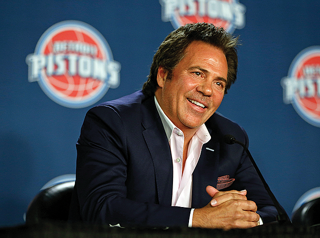 Platinum founder Tom Gores