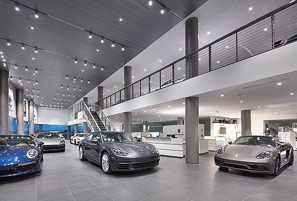San Diego Porsche >> Porsche Dealership Design Is Detour From Carlsbad S Criteria