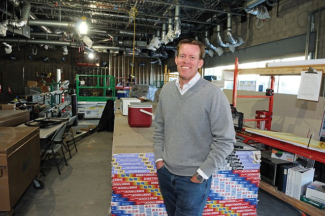 Jim Dillavou worked to redevelop a former Manhattan Beach auto dealership into a retail complex with a grocery store and bank.