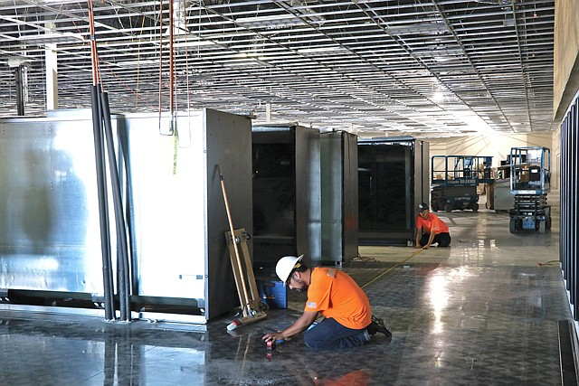 Cool Customer: Ares Management Corp. will support CoolSys' expansion plans.