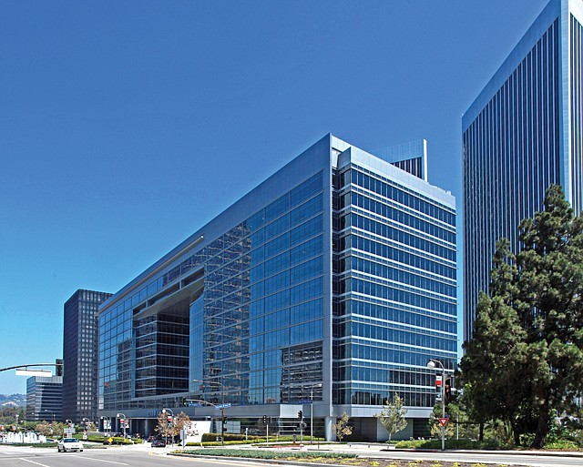 CAA's Century City headquarters is home to a diversified array of entertainment enterprises in addition to its core talent agency.