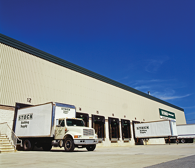Regulation Roll-out: Warehouses could be accountable for truck emissions.