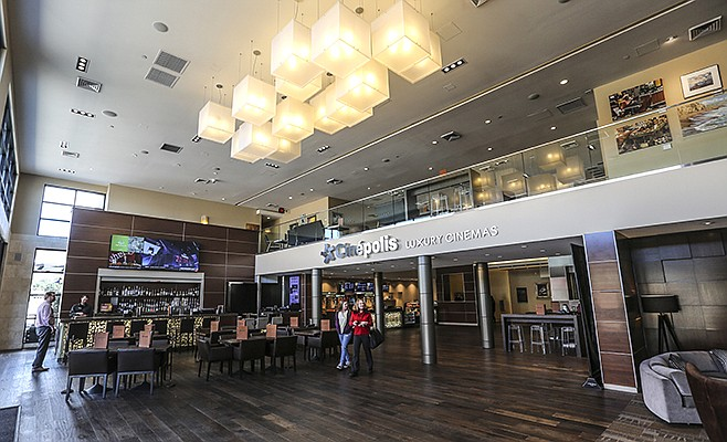 In 2018, Cinepolis, a Mexico-based chain of movie theaters, opened three high-end cinemas stateside.