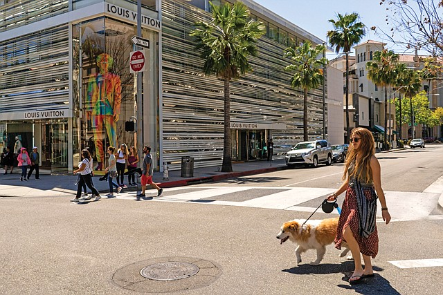 Unleashed: Stores get dog-friendly.
