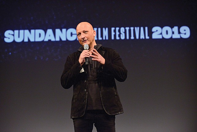 """Neverland"" Director: Dan Reed speaks at film's Sundance premiere."