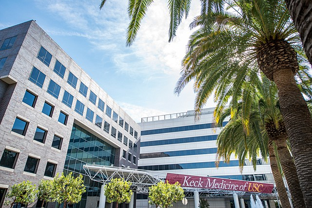 Healthy Expansion: Keck Medicine has remade itself over the past decade.