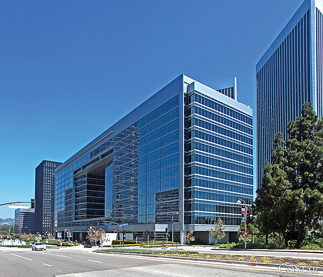 California Bound: Gemini-Rosemont moved its HQ from New Mexico to Century City.