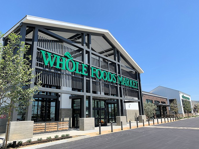 Whole Foods Market at 20209 Rinaldi Street in Porter Ranch