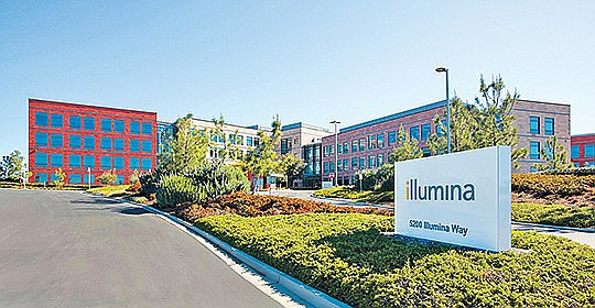 Illumina's planned $1.2 billion acquisition of Pacific Biosciences is being examined by a U.K. agency. File photo courtesy of Illumina