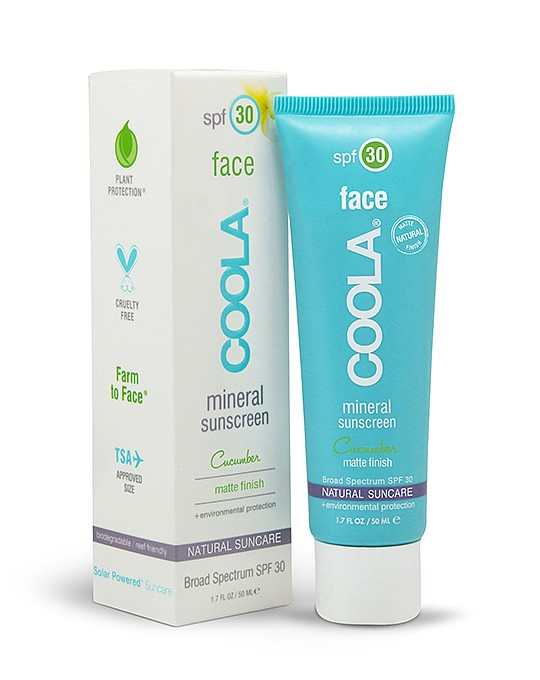 Coola face, body and active sunscreen products are sold in stores like Ulta Beauty, Sephora and Nordstrom and e-commerce platform Amazon. Photo courtesy of Coola, LLC