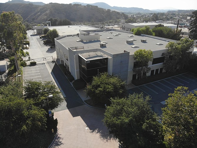 220 W. Los Angeles Ave. in Simi Valley.