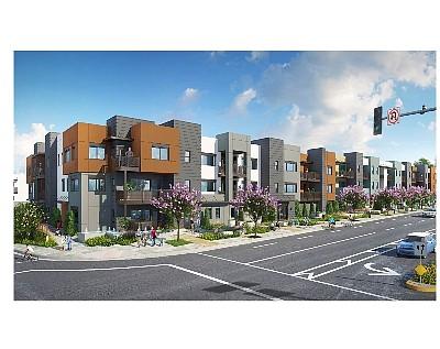 Trumark Homes rendering