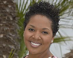 Christina Hastings of United Way. Photo courtesy of United Way