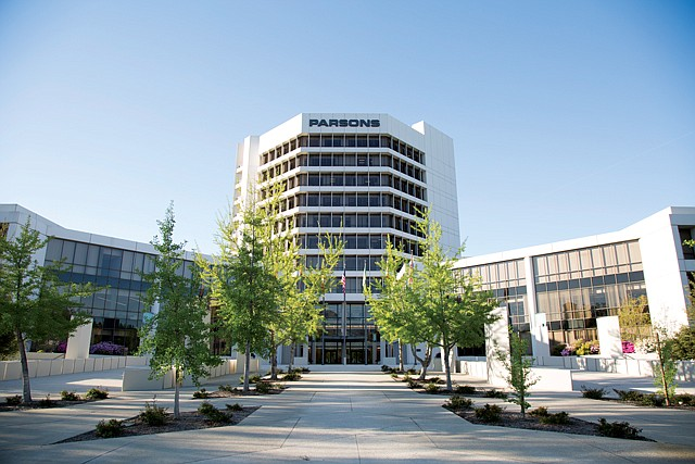 IPO To-Go: Parsons Corp.'s former headquarters in Pasadena.