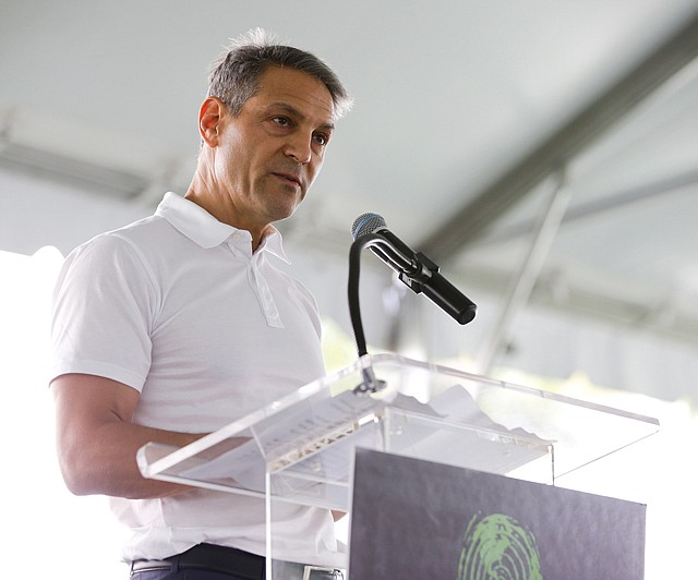 Holding Steady: Endeavor Chief Executive Ari Emanuel.