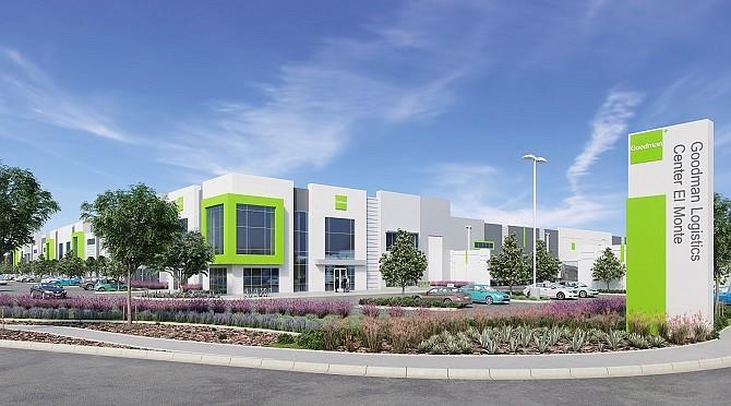 Goodman's upcoming El Monte facility