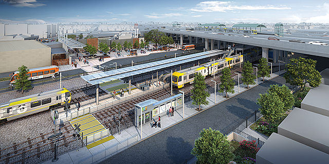 Fast-Tracked: LA Metro has 28 projects slated for completion by 2028.