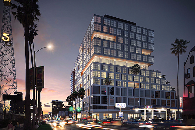 Center of Gravity: Netflix is making itself at home on Sunset Boulevard.