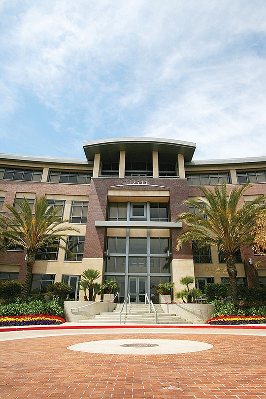 Procopio accepted five startups into its LaunchPad tech incubator after it expanded to occupy both the third and fourth floors of its Del Mar Heights office. Photo courtesy of Procopio