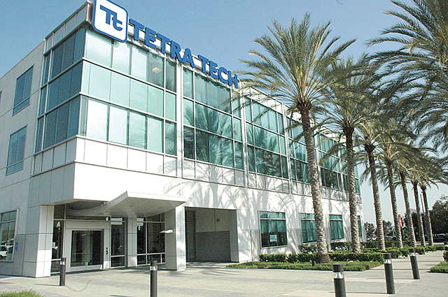 Branching Out: Tetra Tech looks overseas for expansion.