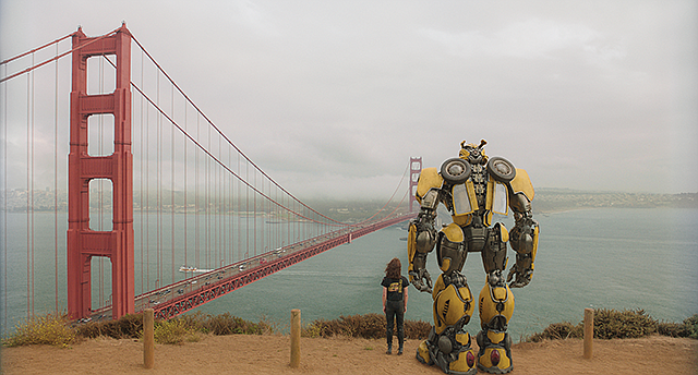 """Movie Buzz: Paramount's """"Bumblebee"""" boosted the studio's first quarter financial performance."""