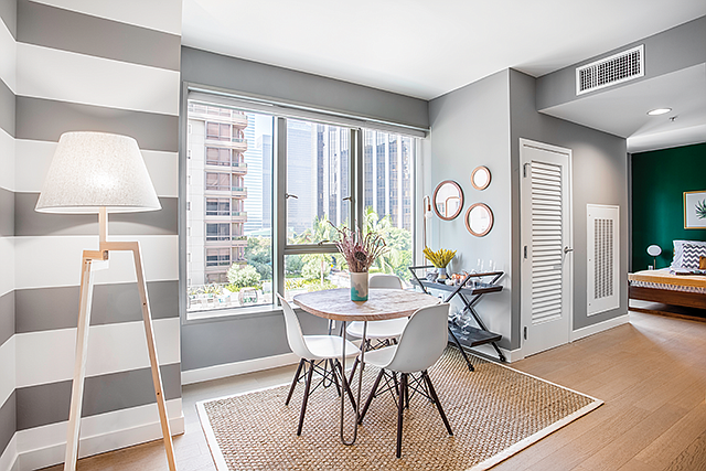 Just Like Home: Blueground subleases furnished apartments