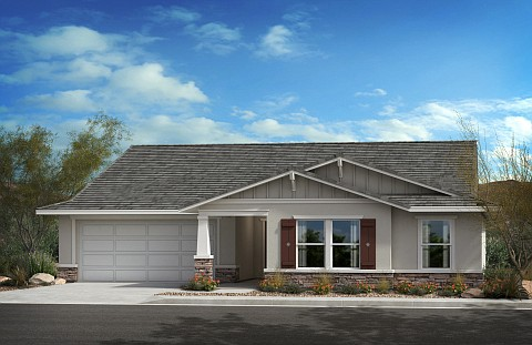 Sapphire Dunes home in Lancaster.