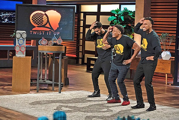 "Just last year, Noel Durity entered and appeared on ABC's ""Shark Tank"" television show. The startup walked away with a $225,000 investment. Photos courtesy of Twist It Up Comb"