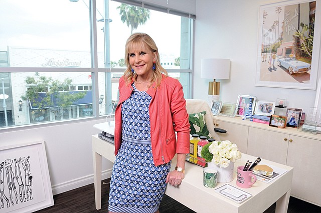 Bright Spot: Rochelle Maize brings her love of colors and personal flair to her properties.