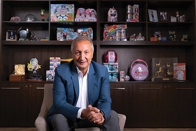 Concerned Party: MGA Entertainment CEO Isaac Larian frets about impact of trade war with China.