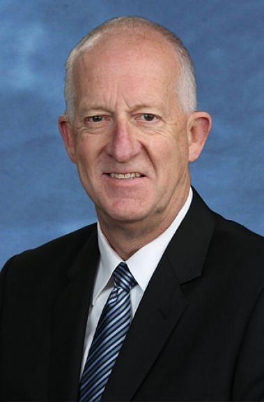 Late Southern California Edison President Ron Nichols