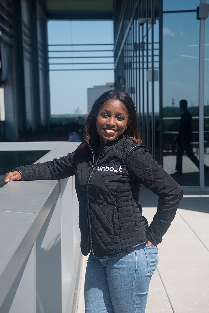 Kendra Ward, head of customer experience and co-founder of UnboXt Inc.