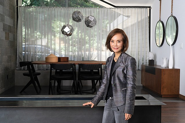Still Standing: Hana CEO Sunnie Kim is looking to shore up the bank's bottom line.