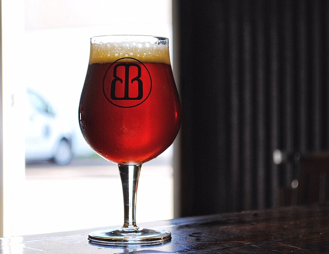 El Cajon-based Burning Beard Brewing Co. took home a No. 1 spot for its Panic at the Monastery offering, a trappist style ale. Photos courtesy of Burning Beard Brewing Co.