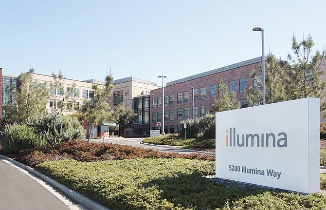 San Diego's Illumina believes acquiring Pacific Biosciences would give it a fuller view of the genome.