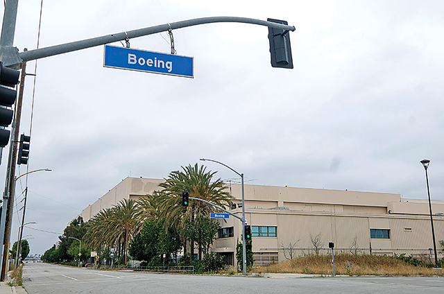 Aerospace Acquisition: Boeing's facility in Long Beach finds a buyer.