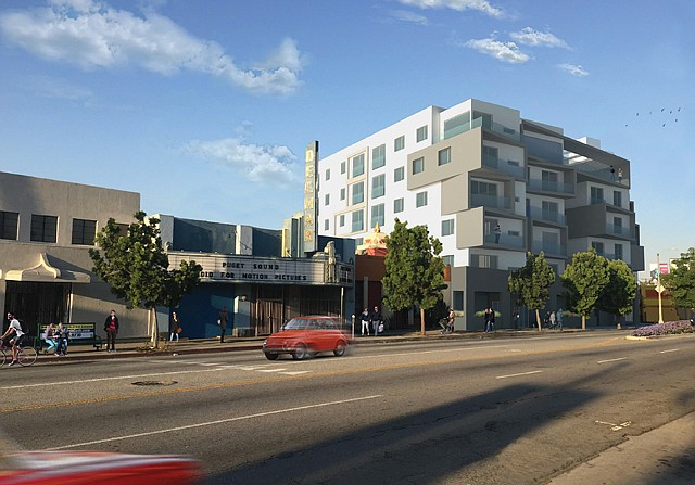 Betting on L.A.: 5050 Pico's Kentish Town snags $16.5M loan.