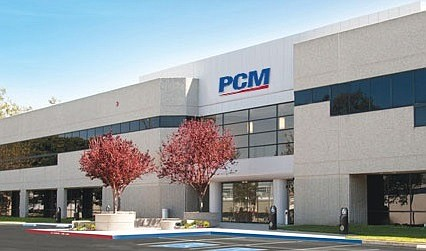 PCM Inc. headquarters in El Segundo.