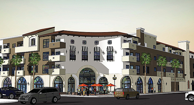 Housing Crunch: CIT Bank gave loans totaling $55 million to two affordable housing projects in East LA.