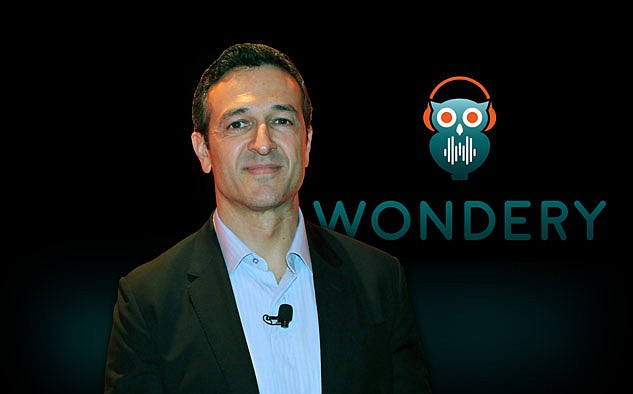 Wondery Chief Executive Hernan Lopez.
