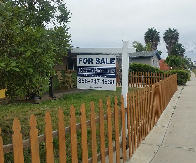 Selling a home can be a crying matter, according to a recent survey. Photo courtesy of Ray Huard.