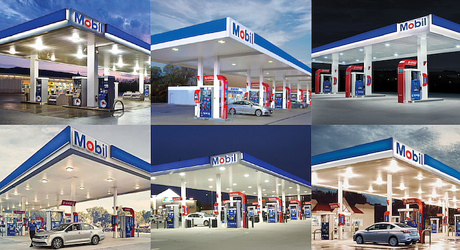 6 Mobil Gas Stations Sold for $25M | Los Angeles Business