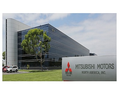 Mitsubishi HQ in Cypress