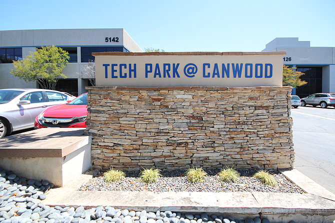 Tech Park @ Canwood in Agoura Hills.