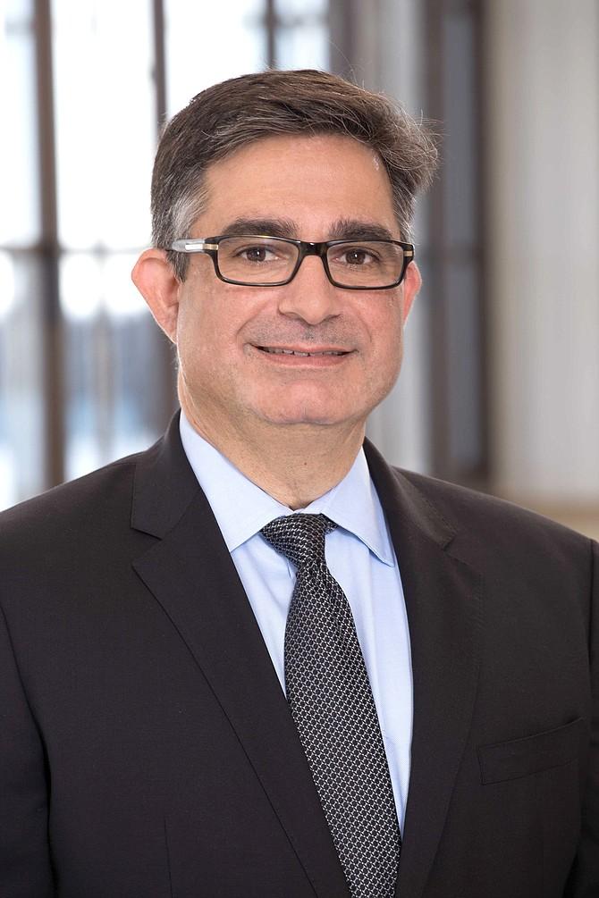 Patrick Goshtigian, president and CEO of Torrance-based EP Wealth