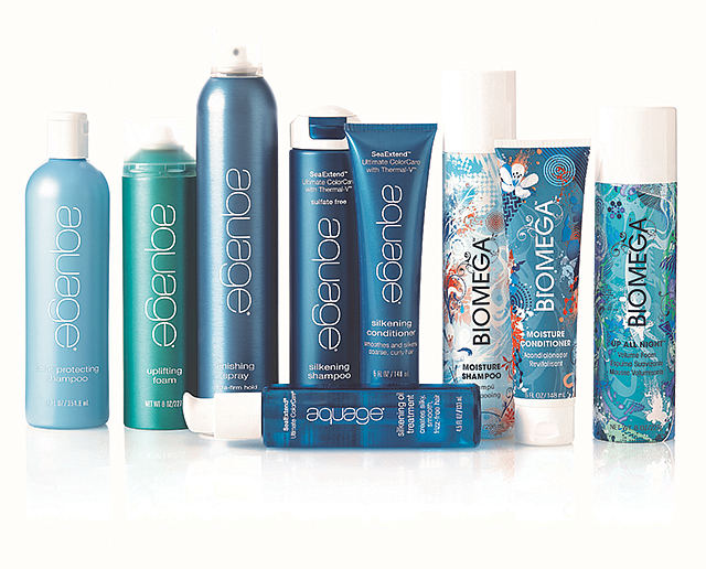 Stylish Buy: Transom acquires Aquage and other salon brands.