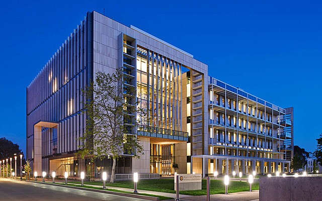 A UC San Diego building houses the Alzheimer's Disease Cooperative Study, which was at the center of recent settlement between USC and UC San Diego. Photo courtesy of UC San Diego.